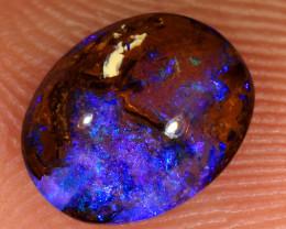 0.85ct 8x6.5mm Yowah Boulder Opal [LOB-2942]