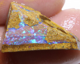 11.60 CTS - BOULDER OPAL PIPE ROUGH DT-9032