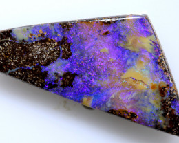 5.36-CTS  BOULDER OPAL  PIPE CUT STONE POLISHED TBO-10004