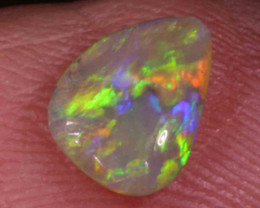 FREE SHIPPING 0.90 CTS  BLACK OPAL FROM LR -