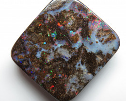 34.17ct Queensland Boulder Opal Stone