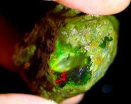 143cts Ethiopian Crystal Rough Specimen Rough / CR81