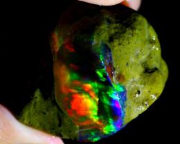 120cts Ethiopian Crystal Rough Specimen Rough / 15T175