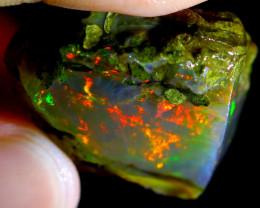 65cts Ethiopian Crystal Rough Specimen Rough / 15T182