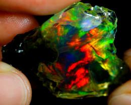 38cts Ethiopian Crystal Rough Specimen Rough / 15T183