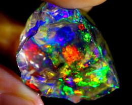 55cts Ethiopian Crystal Rough Specimen Rough / 15T185