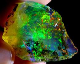43cts Ethiopian Crystal Rough Specimen Rough / 15T187
