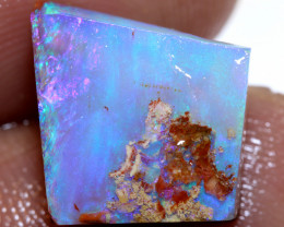 9.95 CTS - BOULDER OPAL PIPE ROUGH DT-9099