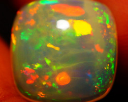 4.12 CT BROAD PATTERN CRYSTAL!!Top Quality!! Welo  Ethiopian Opal-DC896
