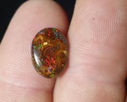 3.8 carat Boulder matrix opal