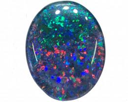 Large Gem Australian Triplet Opal  OPJ 2541