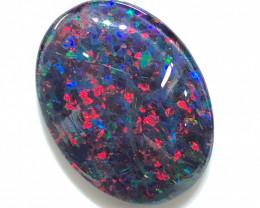 Large Gem Australian Triplet Opal  OPJ 2543