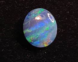 Australian Opal Doublet. Polished Gemstone