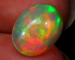 2.34Ct Bright Color Ethiopian Welo Opal  G2115