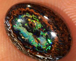 4.1ct 12x8.5mm Yowah Boulder Opal [LOB-2950]