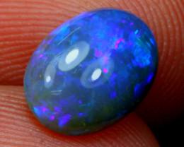1.21Ct Colorful Lightning Ridge Opal G2320