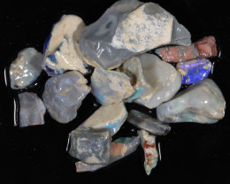 50ct  -#8  -Beginners Rough from Lightning Ridge [23949]
