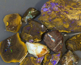 415 CTS BEAUTIFUL BOULDER OPAL ROUGH