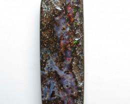 25.80ct Queensland Boulder Opal Stone