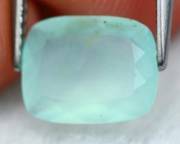 Paraiba Opal 1.90Ct Natural Peruvian Paraiba Blue Color Opal F2411