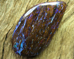 48cts, WOOD FOSSIL OPAL~UNBEATABLE VALUE!