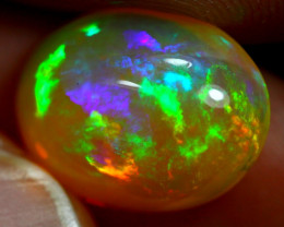 3.90cts Natural Ethiopian Welo Opal / 15T431