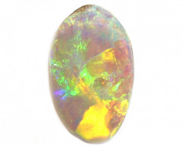 1.6 Cts SEMI BLACK OPAL STONE ROUGH  [CS109]