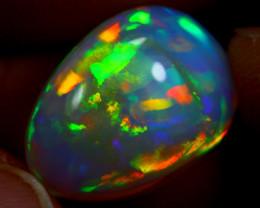 10.57cts Natural Ethiopian Welo Opal / AK384