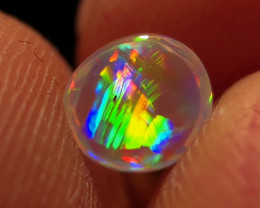GEM Mexican .715ct Crystal Opal (OM)
