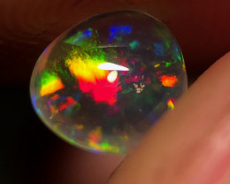 Private Auction- Gem Quality Mexican .710ct Crystal Opal (OM)