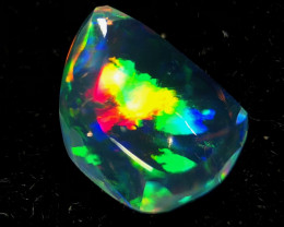 Gem Quality Mexican .82ct Crystal Opal (OM)