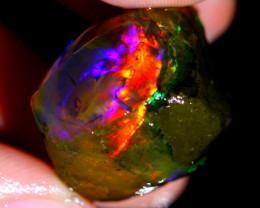 64cts Ethiopian Crystal Rough Specimen Rough / 15T591