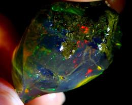 63cts Ethiopian Crystal Rough Specimen Rough / CR183