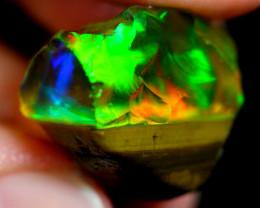 55cts Ethiopian Crystal Rough Specimen Rough / 15T617