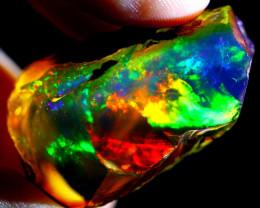 78cts Ethiopian Crystal Rough Specimen Rough / 15T625