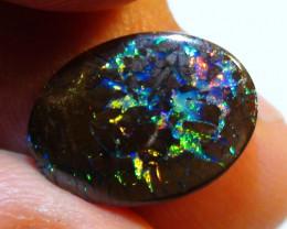 4.60 ct Top Quality Gem Rainbow Color Koroit Boulder Opal Matrix
