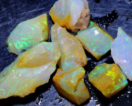 20 CTS OPAL INLAY ROUGH  WHITE CLIFFS DT-9248