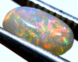 0.70 CTS  DARK OPAL POLISHED CUT STONE  TBO-10072
