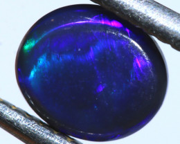 0.55 CTS  L.RIDGE BLACK OPAL  POLISHED STONE TBO-10077