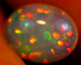 3.17 CT PINFIRE CRYSTAL!! Top Quality!! Welo  Ethiopian Opal-DD108