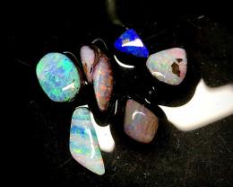Boulder Opal Gem Rubs