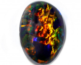 3.2CT Black Opal Stone [CS115]