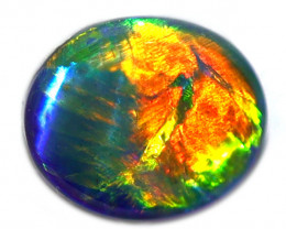 1.1CTS  BLACK OPAL STONE LIGHTNING RIDGE [CS114]