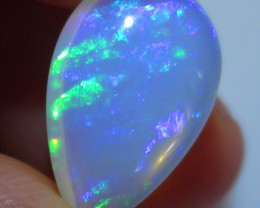 5.20 ct Ethiopian Gem Blue Green Welo Opal Cab M439
