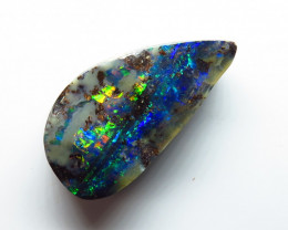 10.00ct Queensland Boulder Opal Stone