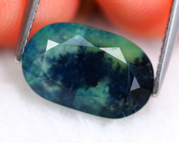 Paraiba Opal 3.01Ct Natural Peruvian Paraiba Color Opal F0210