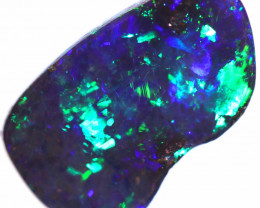 0.83 CTS BOULDER OPAL STONE FROM OLD COLLECTION [BMA8566]