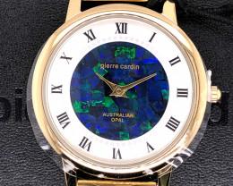 Original Ladies Gold Opal Watch Mosaic Opal - WO 29
