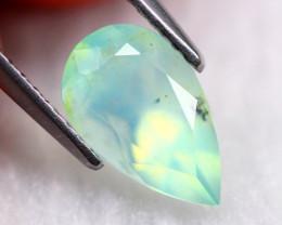 Paraiba Opal 1.19Ct Natural Peruvian Paraiba Blue Color Opal G0316