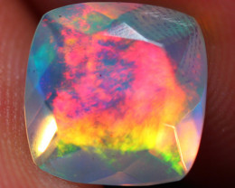 1.84 CT Extra Fine Quality Faceted Cut Ethiopian Opal -DF278